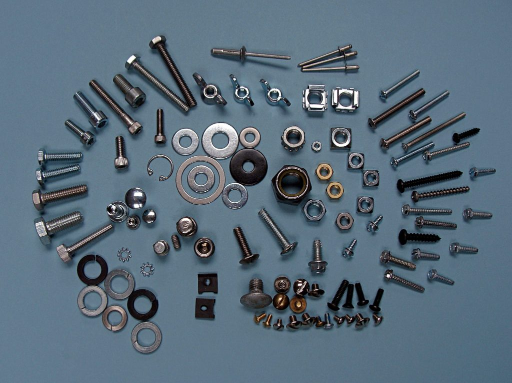 Nuts and bolts - PreferredFasteners.com